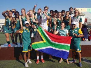 Krawitz & Lelaka_2017 Youth Africa Games